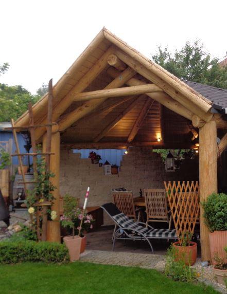 Blockhütte - Zimmerei Altinger, Altfrauenhofen